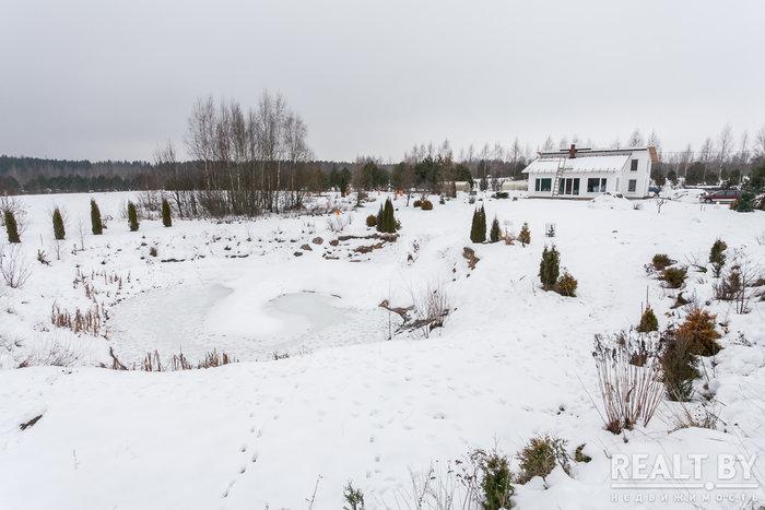Блогер продал квартиру в Минске и построил дом на своей земле (+Фото)