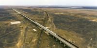 Китай - мировой лидер по борьбе с опустыниванием земель (Видео)
