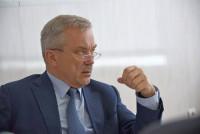 Губернатор Липецкой области о создании родовых поместий (Видео)