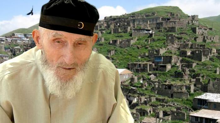 Долгожитель - трезвенник прожил 123 года (Видео)
