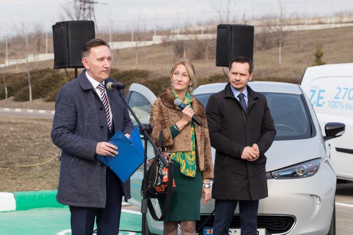METRO Cash & Carry Moldova investește în proiecte sustenabile, prin deschiderea primei stații de încărcare a automobilelor electrice din cadrul rețelei