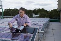 Солнечные панели из специальной пленки в 30 раз дешевле обычных
