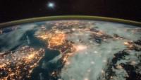 Грандиозное видео рассвета над Землей, снятое космонавтами МКСГрандиозное видео рассвета над Землей, снятое космонавтами МКС