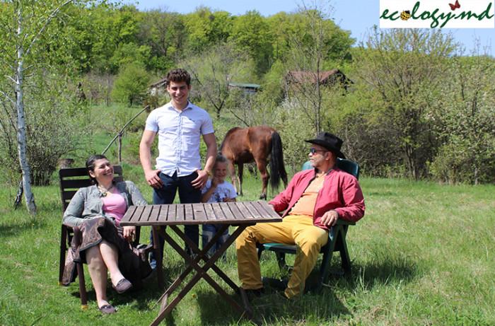 Родовые поместья Молдовы, как альтернатива городу, селу и дачам (Видео, Фото)
