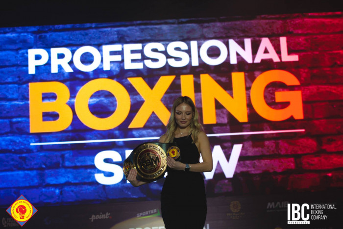 PROFESSIONAL BOXING SHOW