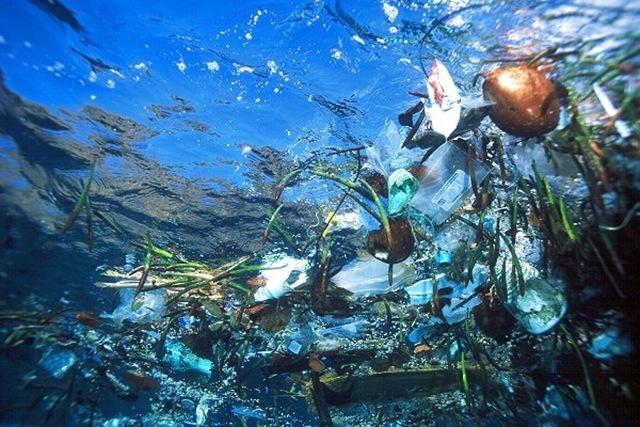Вот, как мусор со всей планеты стекает в океаны (Видео)