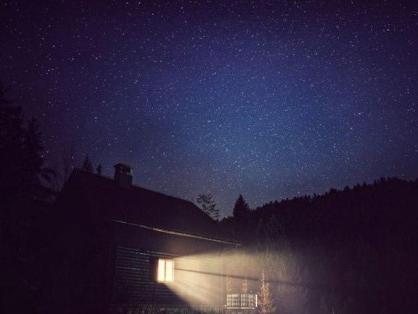 В деревне космос особенно близок (Фото)