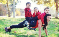 Синдром нарастающей выносливости - история матери с детьми