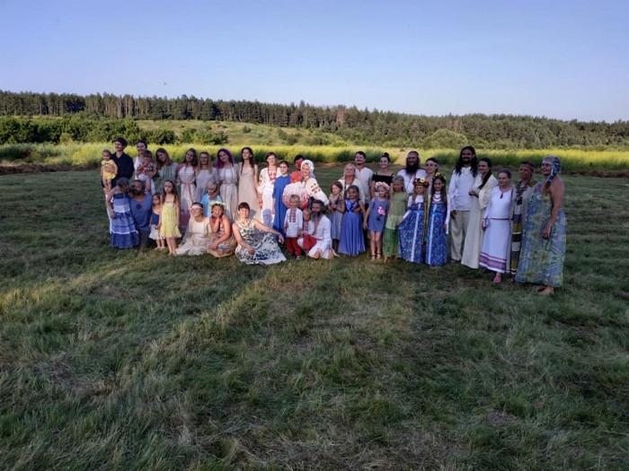 Спасибо всем, кто побывал на празднике Любви Купала в поселении Купелия! (+Фото, Видео)