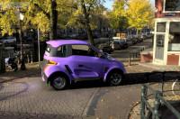 В Тольятти запустят в производство первый в мире электромобиль на мотор-колесах