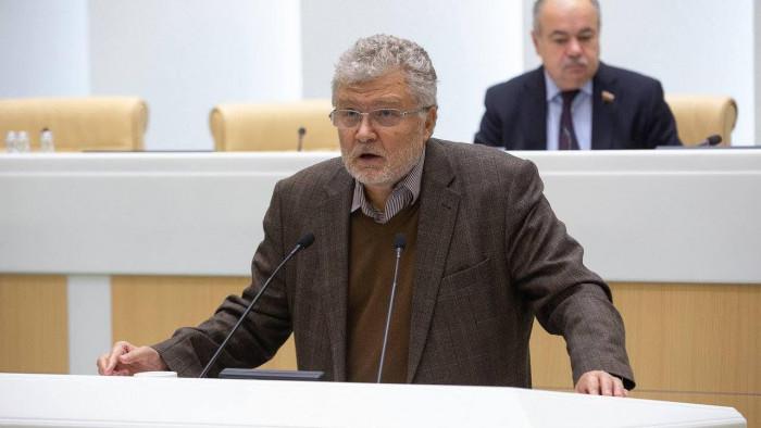 Открытый заговор против культуры. Выступление в Совете Федерации РФ (Видео)