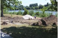 В столичном парке -Ла извор- появится новое сооружение