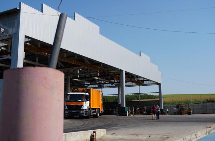 Заявление: Проблему мусора в Кишиневе решить не так сложно
