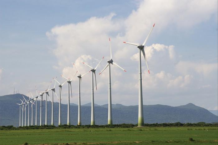 Российская компания вывела на рынок первые лопасти для ветроэнергетических установок