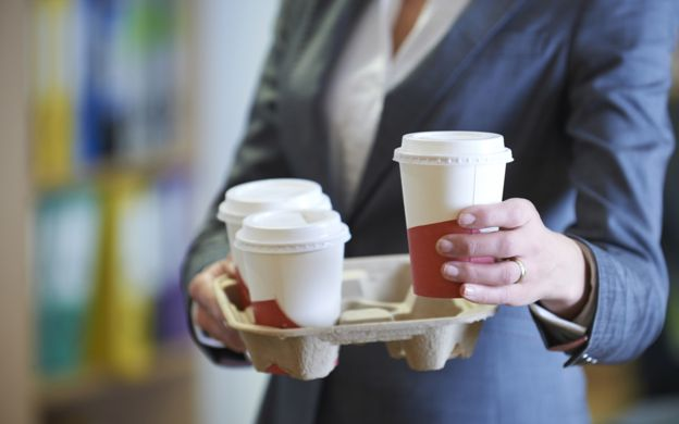 Вся правда о бумажных стаканчиках для кофе