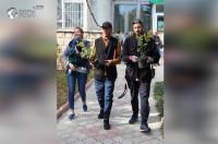 Роман Ягупов и другие участники Zdob si Zdub озеленили Молдову (ВИДЕО) ©