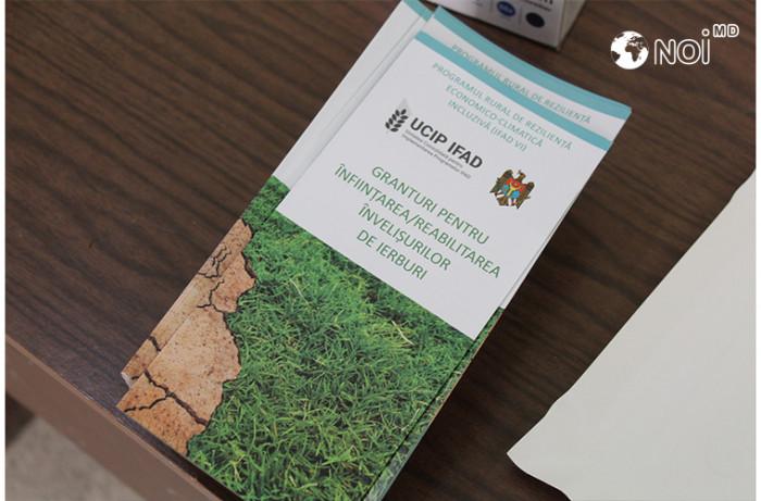 В Кишиневе прошла экологическая конференция по вопросам облесения (ВИДЕО) ©
