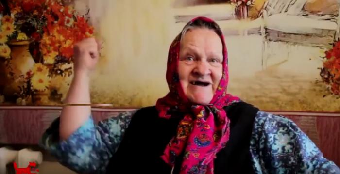 Есть мнение: Бабушка из Иркутска нынешнем положении России (Видео)
