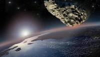 Надвигающийся на Землю гигантский астероид показали на видео