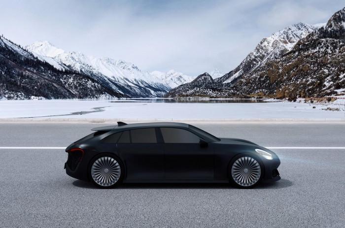 Российский электрический автомобиль Монарх будет заряжаться всего за три минуты