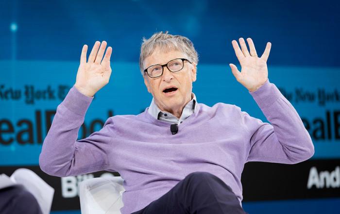 Билл Гейтс и элиты США отказываются от вакцинирования детей (Видео)