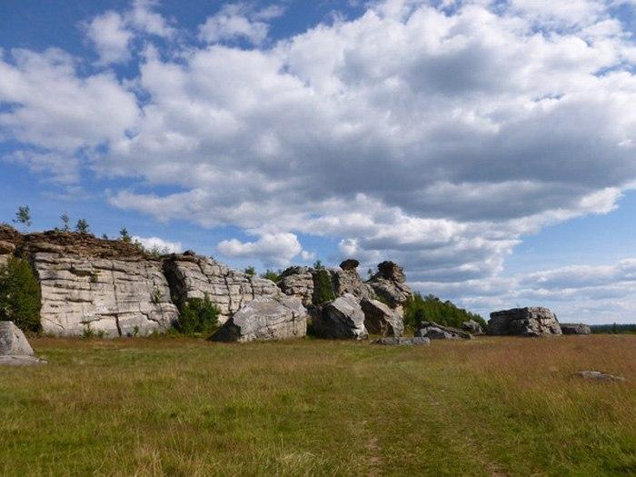 Каменный город в Пермском крае (+Фото)