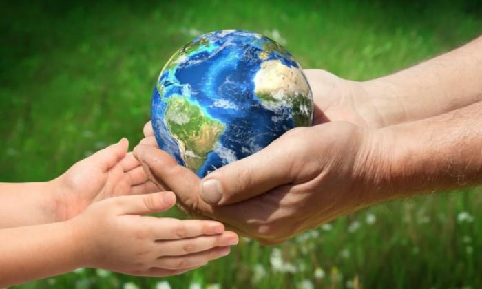 """Ecology и Ecodava приняли участие в международной акции """"Мой День Земли"""" (ВИДЕО)"""