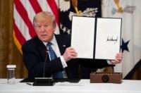 Трамп вводит меры по регулированию деятельности соцсетей