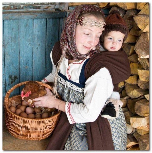 История американской семьи с двумя детьми 9 лет, поселившейся в русской деревне (+Фото)