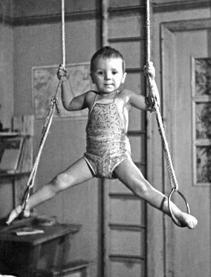 Детство без болезней. Опыт Никитиных (+Фото)